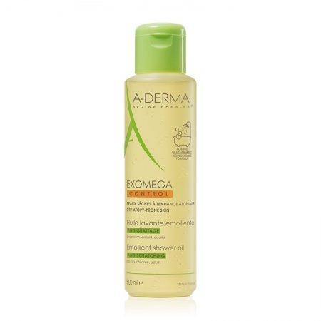 A-DERMA Exomega CONTROL Zvláčňující sprchový olej 200ml
