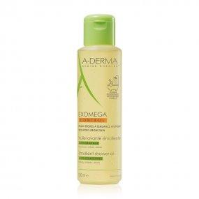 A-DERMA Exomega huile - Zvláčňující sprchový olej 500 ml