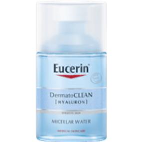 Eucerin DermatoCLEAN (HYALURON) micelární voda 3v1 100 ml
