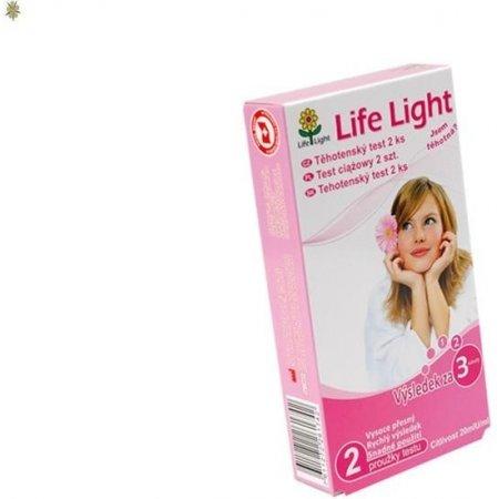 Těhotenský test Life Light 2 ks