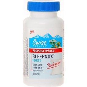 Swiss Sleepnox Forte 30 kapslí