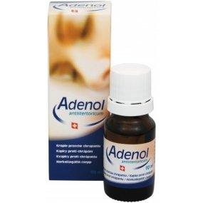 Adenol antistertoricum kapky na chrápání
