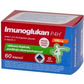 Imunoglukan P4H 100 mg 60 kapslí