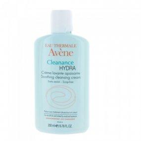 AVENE Cleanance Hydra - Mycí krém 200 ml