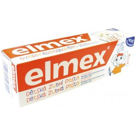 Elmex dětská zubní pasta 1-6 let 50 ml
