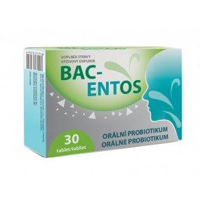 BAC-ENTOS orální probiotikum 30tbl