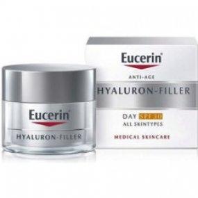 Eucerin Hyaluron-Filler Denní krém SPF 30 50 ml