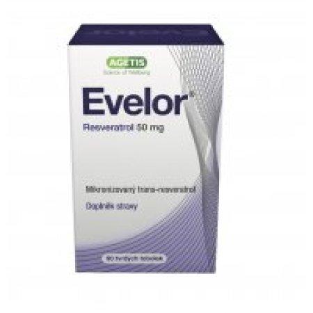 Evelor H Resveratrol 30 tablet