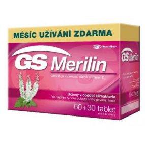 GS Merilin 60+30 tablet ZDARMA