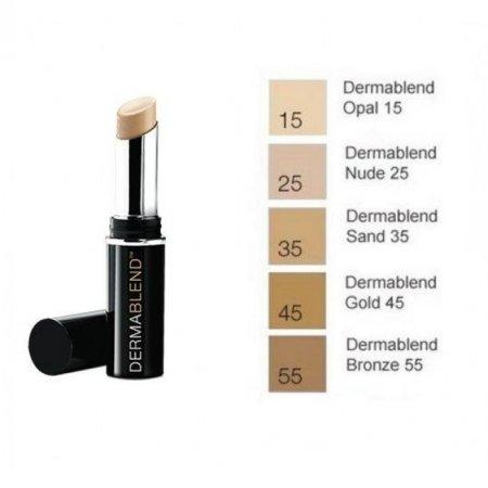 VICHY Dermablend 3D korekční tyčinka odstín 25 Nude (Corrective Stick - 14hr) 4,5 g