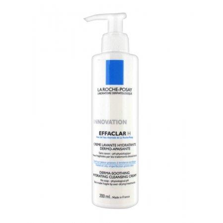 La Roche-Posay Effaclar H hydratační čistící krém 200 ml