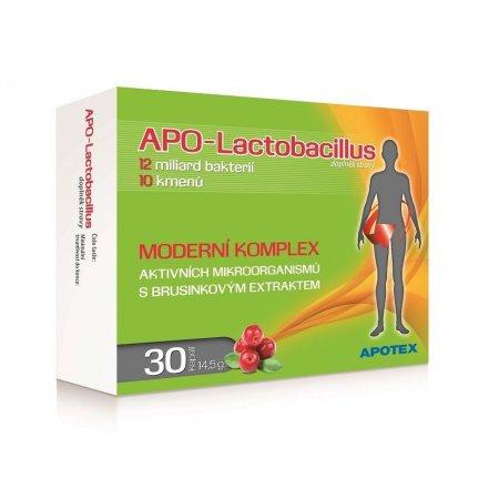 Apo-Lactobacillus cps 30