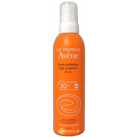 AVENE Sun opalovací sprej SPF 30 - Spray haute protection 200 ml