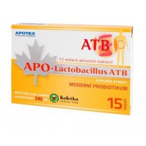 APO-Lactobacillus ATB cps.15+5