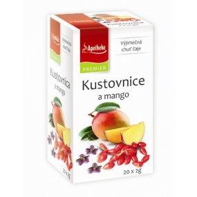 Apotheke Kustovnice a mango 20x2g