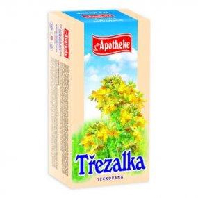 Apotheke Třezalka tečkovaná čaj 20 x 1.5 g n.s.