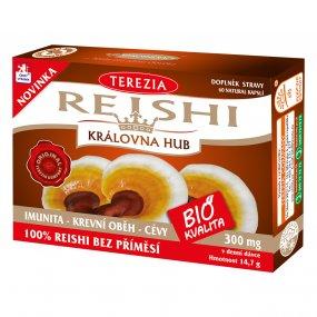 TEREZIA Reishi BIO 60 cps.