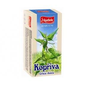 Apotheke Kopřiva dvoudomá čaj 20x1.5g n.s.