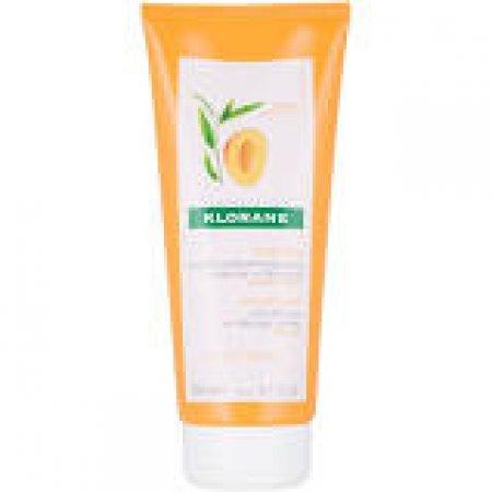 KLORANE Balzám s mangovým máslem - suché a poškozené vlasy 200 ml