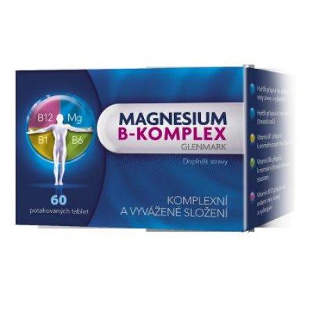 Magnesium B-komplex 60 tablet
