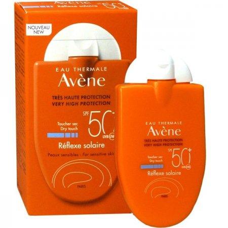 AVENE Sun Reflexe solaire 50+ - Přípravek s faktorem 50+ pro citlivou pokožku 30 ml