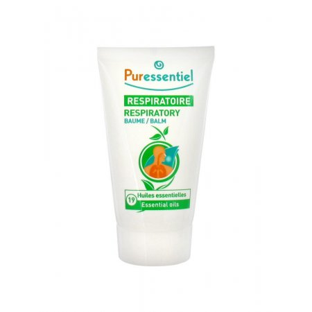 PURESSENTIEL Balzám pro lepší dýchání 19 esenciálních olejů 50 ml