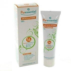 PURESSENTIEL Gel na bolavé svaly a klouby 14 esenciálních olejů 60 ml