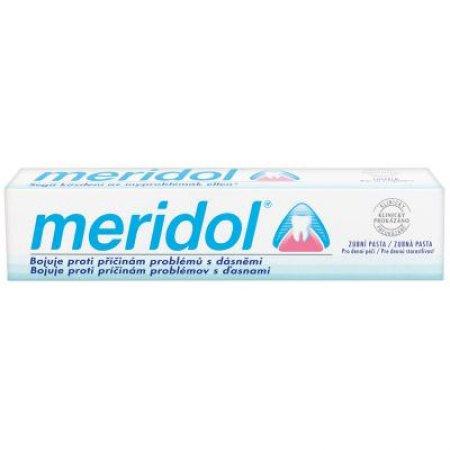 Meridol zubní pasta proti zánětu dásní 75 ml