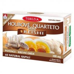 Houbove Quarteto s reishi cps.60
