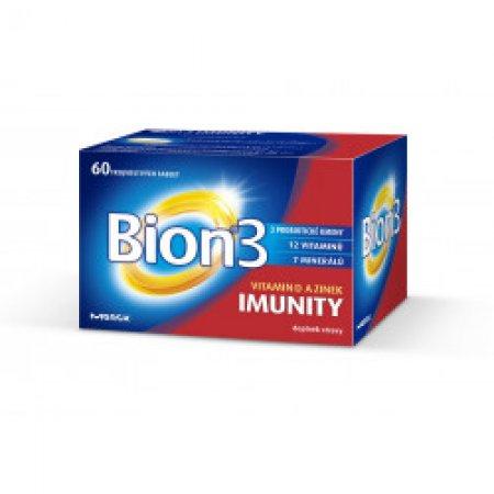 Bion 3 IMUNITY vitamin D a zinek 60 tbl