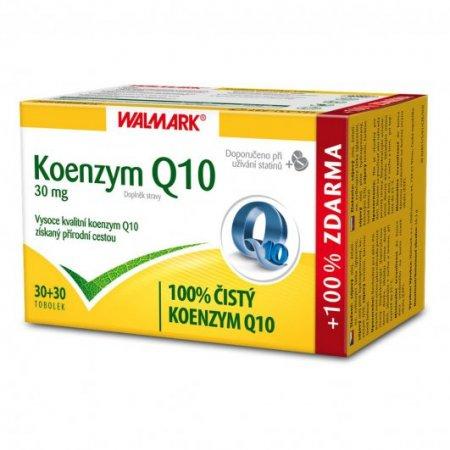 Walmark Koenzym Q10 30mg tobolky 30+30