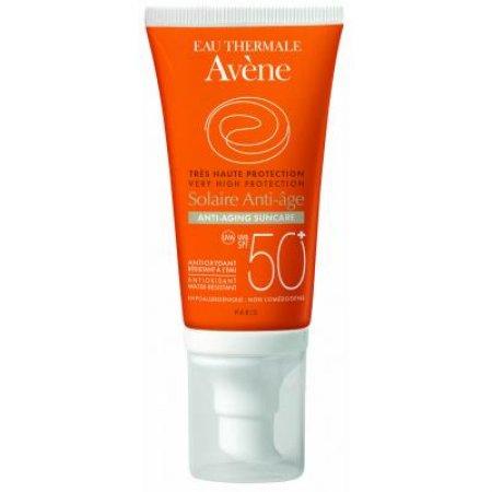 AVENE Sluneční Anti-age SPF50+ 50 ml