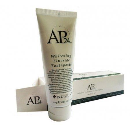 Bělící zubní pasta AP-24 110g - AP-24 Whitening Fluoride Toothpaste 110g
