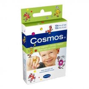 COSMOS Dětská náplast 20 ks ve 2 velikostech