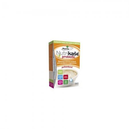 PHARMALINE Nutrikaše probiotic pohanková 180 g (3x60 g)