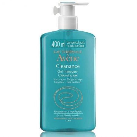 Avene CLEANANCE Čisticí gel 400 ml