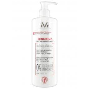 SVR Sensifine čistící a odličovací mléko pro intolerantní pleť 400 ml