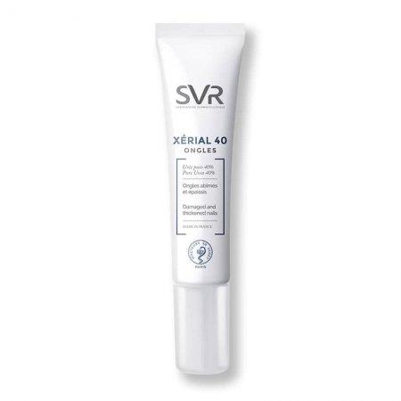 SVR Xerial 40 Ongles 10 ml - Přípravek na poškozené nehty s 40% koncentací urey