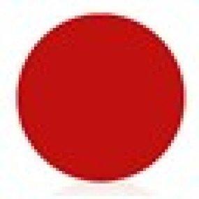 Libre matná voděodolná rtěnka č.04 - krvavá červená MVRLS