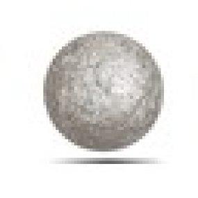 Libre Oční stíny třpytivé č. 605 - stříbrná MVOM