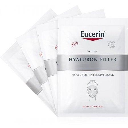 Eucerin Hyaluron-Filler Hyaluronová intenzivní maska 4 ks