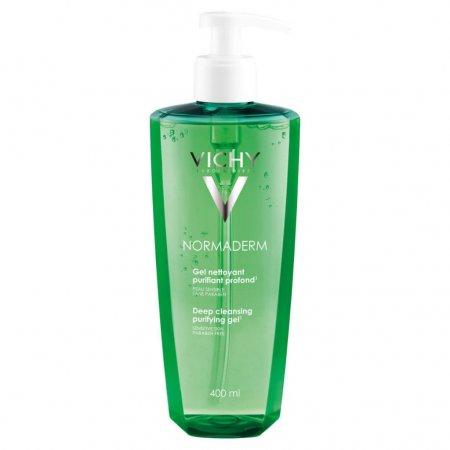 VICHY Normaderm Hloubkový čisticí gel 200 ml