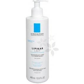 La Roche-Posay Lipikar lait emolient 400 ml - Hydratační výživné mléko