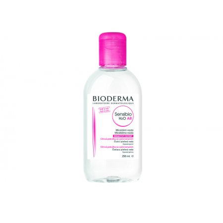 BIODERMA Sensibio H2O AR Micelární voda pro začervenalou pleť  250 ml