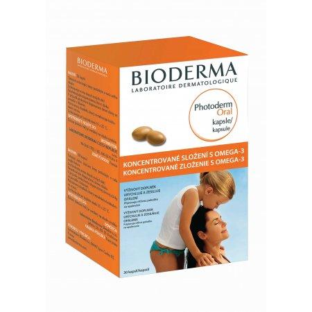BIODERMA Photoderm Oral 30 tablet - Tablety pro urychlení a zesílení opálení