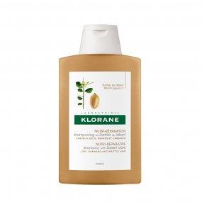 KLORANE Datle šampon na suché a poškozené vlasy 200 ml
