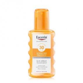 Eucerin Sun DUO - sprej SPF 30 + dětský sprej SPF 50 1+1 ZDARMA