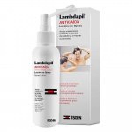 ISDIN Lambdapil Anticaída locion 125 ml- Sprej proti vypadávání vlasů