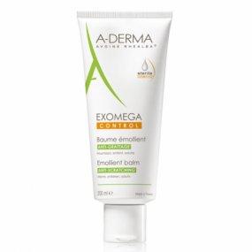 A-DERMA EXOMEGA CONTROL Emolienční balzám 200 ml