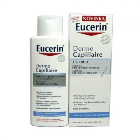 Eucerin DermoCapillaire Zklidňující šampon s ureou